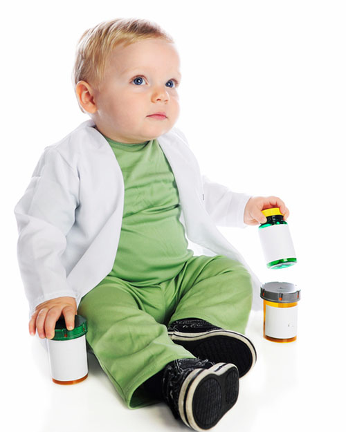 Poisoning of Children by Pet Medications
